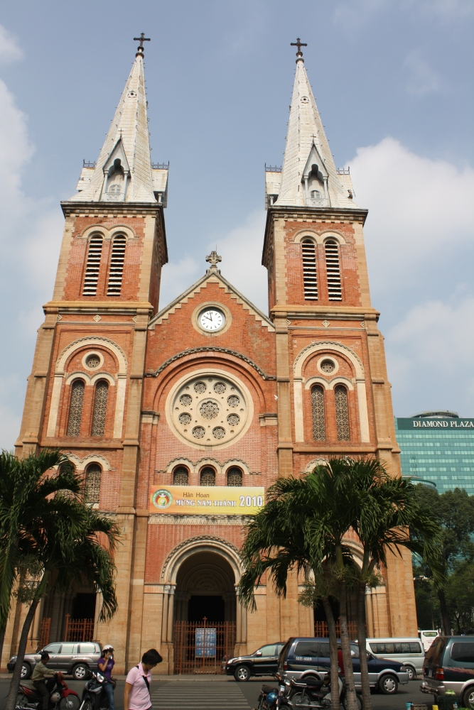 A Walking Tour for First Timers in Ho Chi Minh City (4/5)