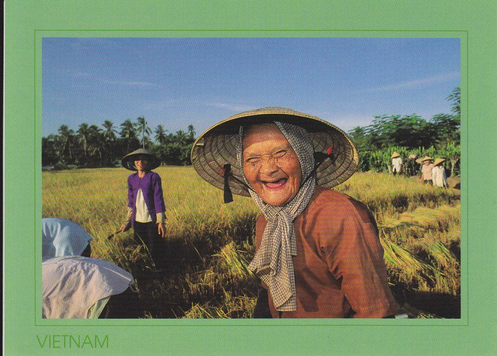 Postcards from Saigon (1/6)