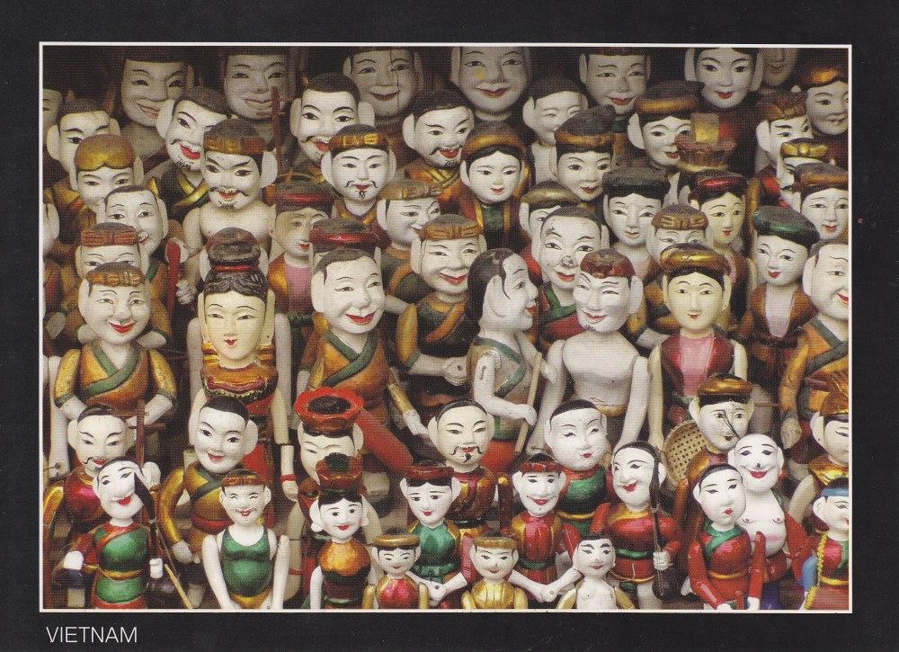 Postcards from Saigon (3/6)