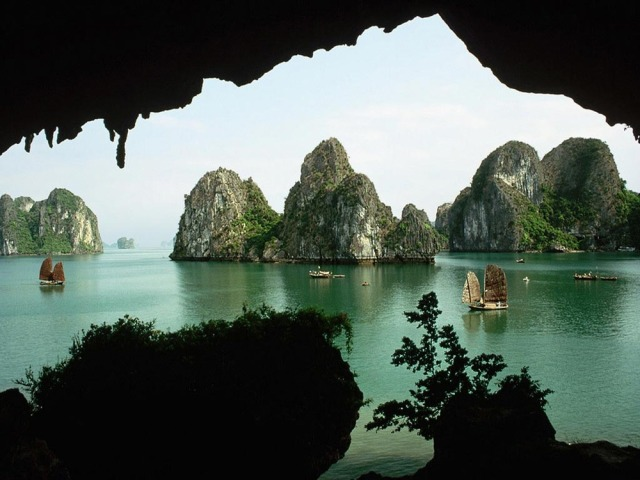 Image result for Say Hello to Halong Bay